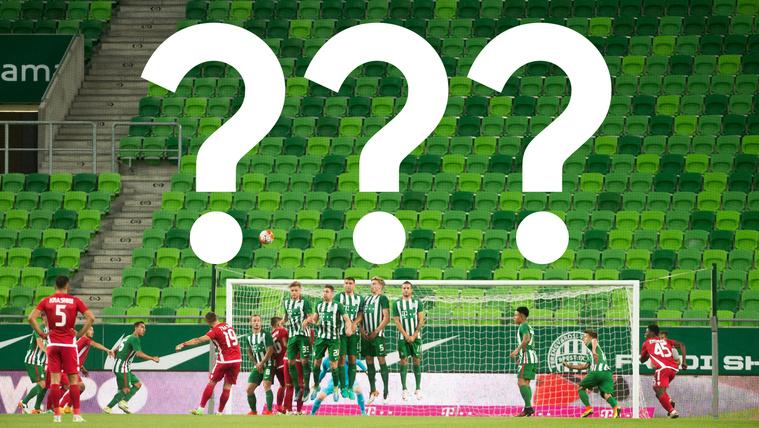 A magyar futball nézettségéről kongóan üres infografikákban