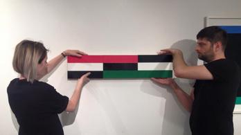 Levetettek a falról két magyar alkotást Bécsben