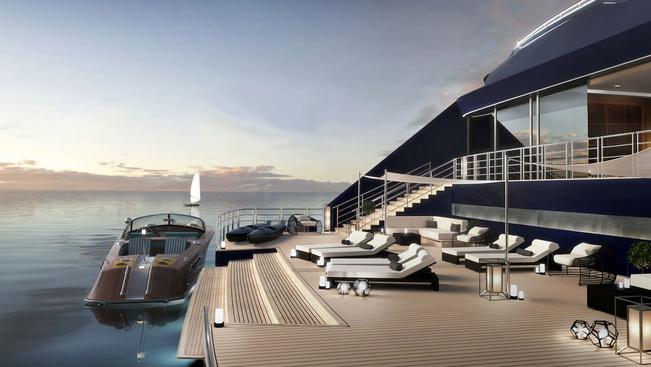 Luxusjachtok is bérelhetők 2019-től a The Ritz-Carlton-tól