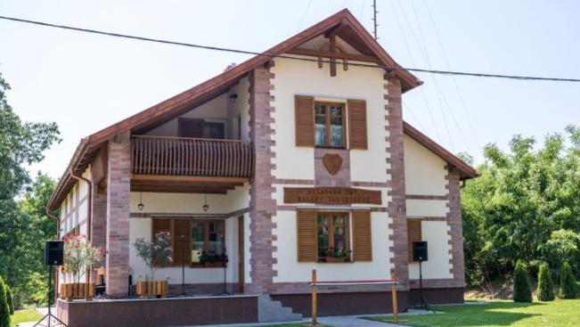 Kandallós turistaház nyílt az Erdőspusztán túrázóknak