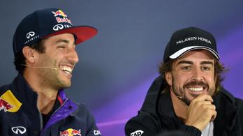 Ecclestone: Alonsót igazolja le a Ferrari