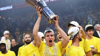 Ismeretlen, 24 éves szerb lett az NBA leggazdagabb újonca