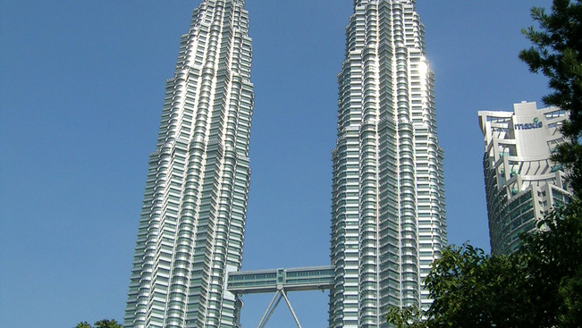 459 méter magas kilátótornyot építenek Bangkokban