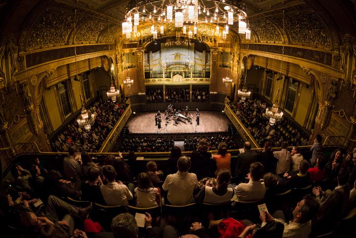 Koncert a Zeneakadémián