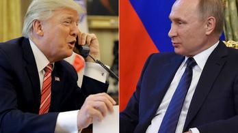 Jövő héten megtörténik a Trump-Putyin találkozó