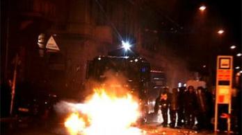 Zavargások az utcai zavargások hivatalos napja előtt