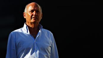 Ron Dennis 275 millió fontért száll ki végleg a McLarenből