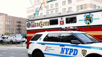 Több embert meglőttek egy New York-i kórházban