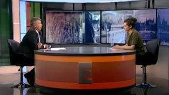 Mészáros tévéjének riportere szerint segíteni kell visszaheterósodni a melegeket