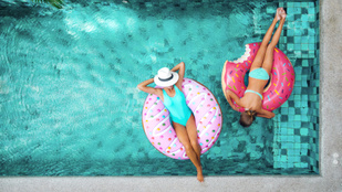 Kiváló strandidő lesz ma, kánikula nélkül