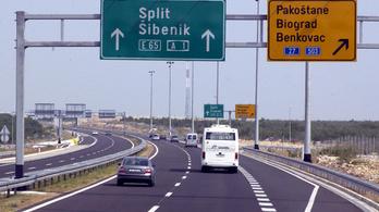 Mutatjuk, milyen utakon kerülheti el a horvát autópálya-díjakat