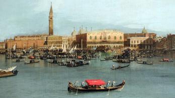 Időgépet építenek Velencében