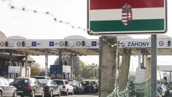 Korrupció miatt 53 záhonyi határrendészt állítanak katonai bíróság elé