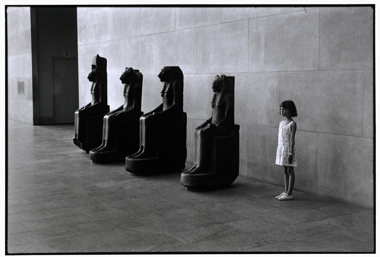 Metropolitan Museum of Art, New York, USA, 1988