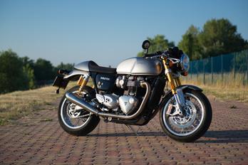 Thruxton 1200 R Triumph