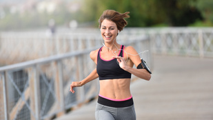 Mitől olyan átkozottul jó érzés futni?