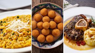 10 étel amit ne hagyj ki, ha Olaszországban nyaralsz