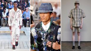 15 trend, ami bekúszik a férfidivatba