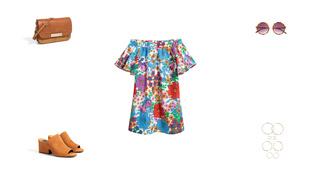 Heti kedvenc: vállvillantós nyári ruhák 10 ezer forint alatt
