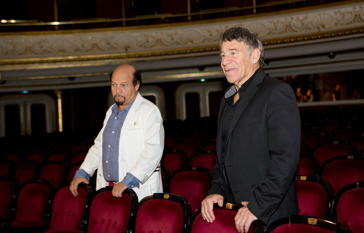 Kerényi Miklós Gábor és Stephen Schwartz