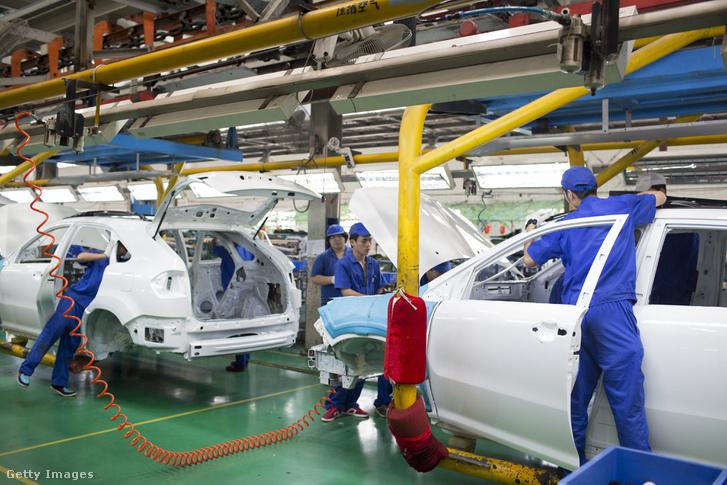 Warren Buffett elektromos autógyára Shenzhenben