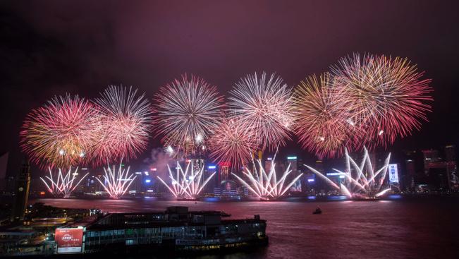 Nem csak az USA ünnepelt mostanában, avagy tűzijáték a világ körül