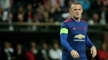 Rooney 13 év után a távozás szélén