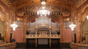 Megújul a Zeneakadémia orgonája