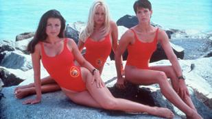 Ki volt a legszexibb az eredeti Baywatch-lányok közül?