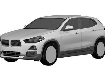 Ilyen lesz az X2-es BMW, most már biztos