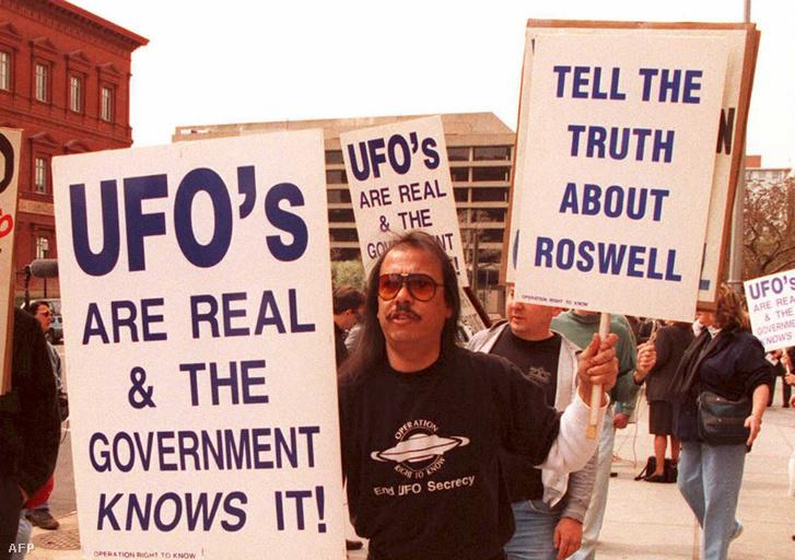 UFO-hívők