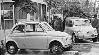 A MoMA gyűjteményébe került a Fiat 500