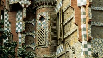 Először látogatható az első Gaudí-tervezte ház