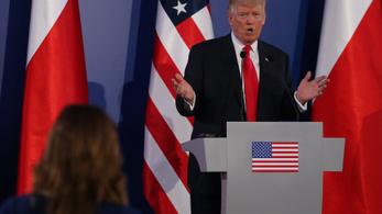 Trump határozott ejnye-bejnyét küldött Észak-Koreának
