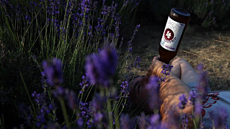 Levendulás sör: palackba zárt drogéria