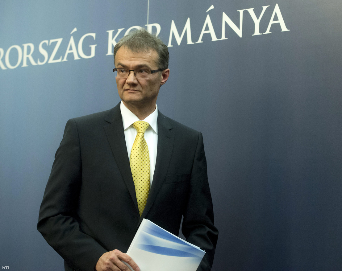 Horváth Péter János, az Első Nemzeti Közműszolgáltató Zrt. (ENKSZ) egykori vezérigazgatója