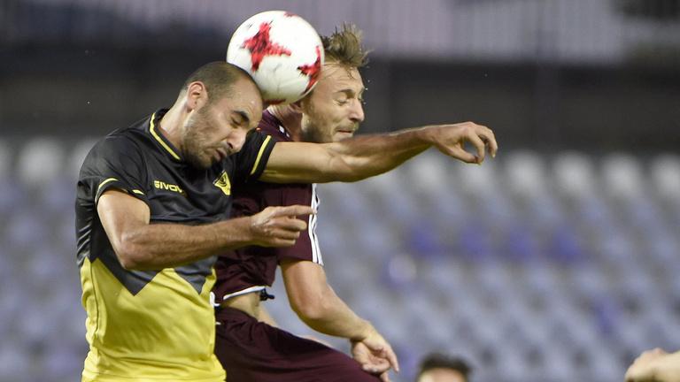 A Vasas 0-3-mal zúgott ki az Európa Ligából