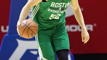 Magyar válogatott kosaras zsákolt a Celticsben