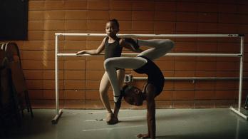 Fantasztikus kisfilm mutatja be, mit lát a világból egy fekete balerina
