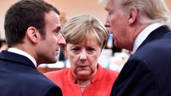 Hiába minden, Amerika a G20 után is távozni akar a párizsi klímaegyezményből