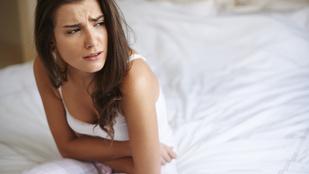 Nem leszel hülyébb, ha menstruálsz