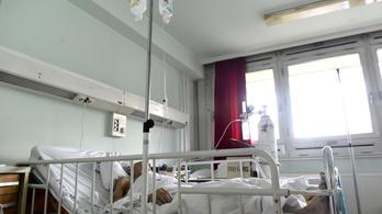 Tűz volt a Szent Margit Kórház egyik kórtermében