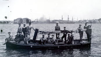 Ilyen volt a béke a Császári és Királyi Haditengerészet hajóin