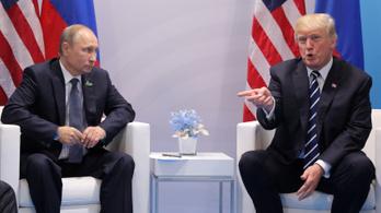 Trump megállapodott valamiben Putyinnal, aztán visszatáncolt
