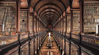 Ezek Európa leggyönyörűbb könyvtárai