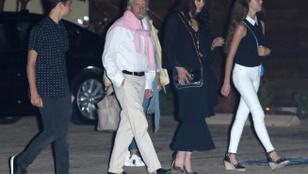 Joggal érzi öregnek magát, ha meglátja Catherine Zeta-Jones és Michael Douglas gyerekeit
