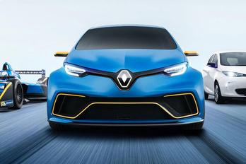 A bukott Renault-ból még lehet legenda