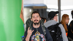 Shia LaBeauf ismét szabad ember, kiengedték a börtönből