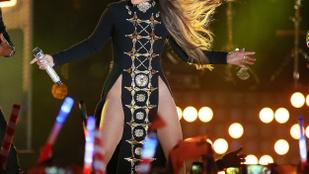 Jennifer Lopez megmutatta szexi fellépő szettjét - Instahíradó