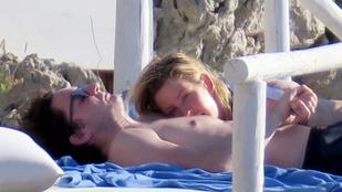 Nem volt hiány a forróságból Ellie Goulding nyaralásán